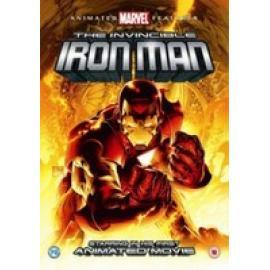 INVINCIBLE IRON MAN:.. - ANIMATION