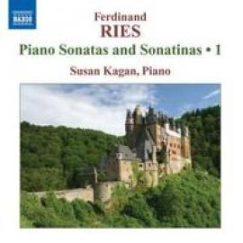 PIANO SONATAS & SONATINAS - F. RIES