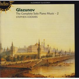 The Complete Solo Piano Music - 2 - Alexander Glazunov