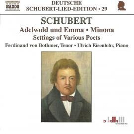 Schubert: Settings Of Various Poets - Franz Schubert