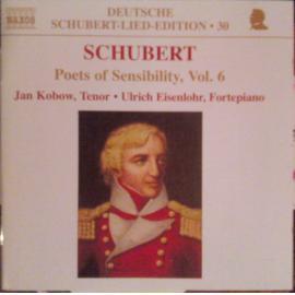 Poets Of Sensibility, Vol. 6 - Franz Schubert
