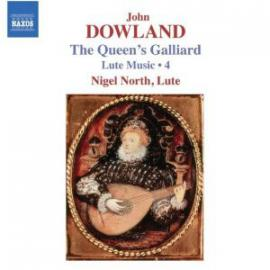 Lute Music ● 4 - The Queen's Galliard - John Dowland