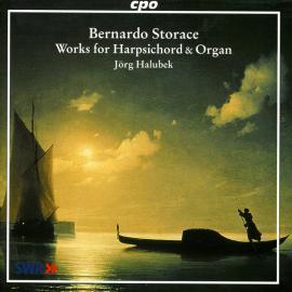 Works For Harpsichord & Organ - Bernardo Storace