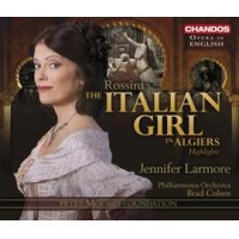 ITALIAN GIRL IN ALGIERS.. - G. ROSSINI