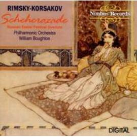 SCHEHERAZADE - N. RIMSKY-KORSAKOV