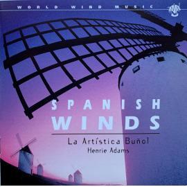 Spanish Winds - Banda Sinfónica De La Sociedad Musical La Artística De Buñol