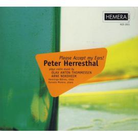 Please Accept My Ears! - Peter Herresthal
