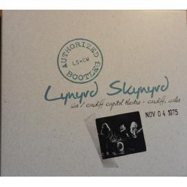 Authorized Bootleg: Live / Cardiff Capitol Theatre - Cardiff, Wales NOV 04 1975 - Lynyrd Skynyrd