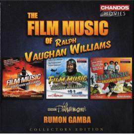 The Film Music Of Ralph Vaughan Williams: Collectors Edition - Ralph Vaughan Williams