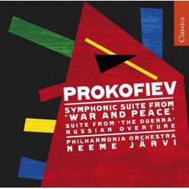Symphonic Suite From War And Peace / Suite From The Duenna / Russian Overture  - Sergei Prokofiev