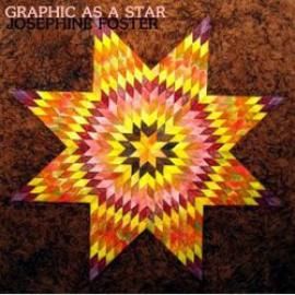 Graphic As A Star - Josephine Foster