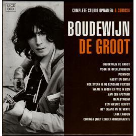 Complete Studio Opnamen & Curiosa - Boudewijn De Groot