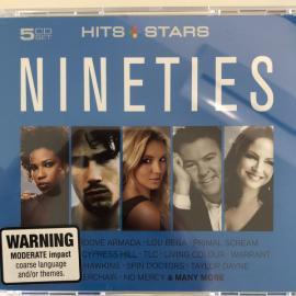 Hits + Stars Nineties - Various