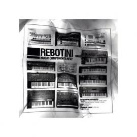 Music Components Rev2 - Arnaud Rebotini