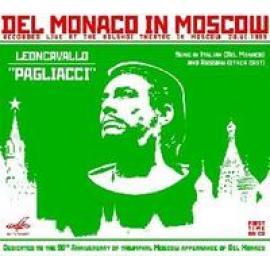 PAGLIACCI -DEL MONACO.. - MARIO DEL MONACO