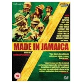 MADE IN JAMAICA - DOCUMENTARY
