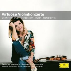 Virtuose Violinkonzerte - Anne-Sophie Mutter