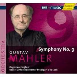SYMPHONY NO.9 -SACD- - G. MAHLER