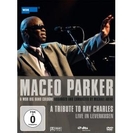 A tribute to Ray Charles live in Leverkusen - Maceo Parker