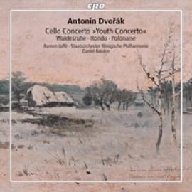 CELLO CONCERTO/YOUTH CONC - A. DVORAK