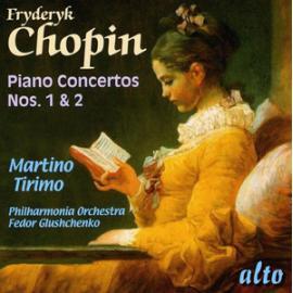 PIANO CONCERTOS NO.1&2 - F. CHOPIN