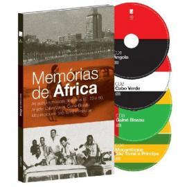 Memórias De África - Various