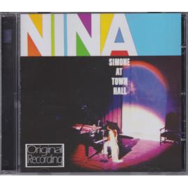 Nina Simone At Town Hall - Nina Simone