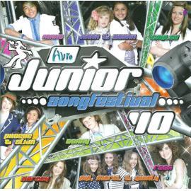 Junior Songfestival '10 - Various Production