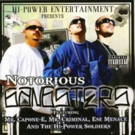 NOTORIOUS GANGSTERS - V/A