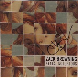 Venus Notorious - Zack Browning