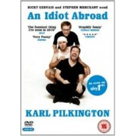 AN IDIOT ABROAD S1 - TV SERIES