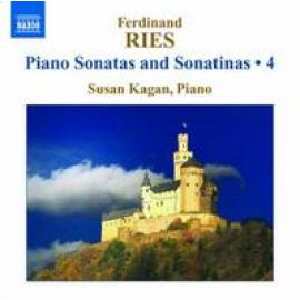 COMPLETE SONATAS AND SONA - F. RIES