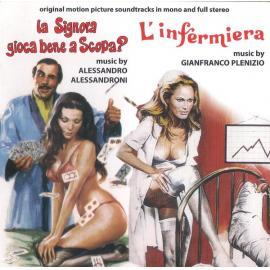 La Signora Gioca Bene A Scopa? / L'infermiera (Original Soundtracks In Mono And Full Stereo) - Alessandro Alessandroni