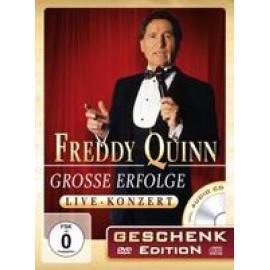 GROSSE.. -DVD+CD- - FREDDY QUINN