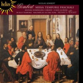 Missa Tempore Paschali • Adonai, Domine Jesu Christe • O Rex Gloriae • In Illo Tempore • Magnificat Octavi Toni - Nicolas Gombert