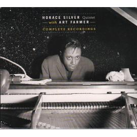 Complete Recordings - The Horace Silver Quintet
