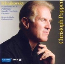 SYMPHONY NO.6:PATHETIQUE - P.I. TCHAIKOVSKY