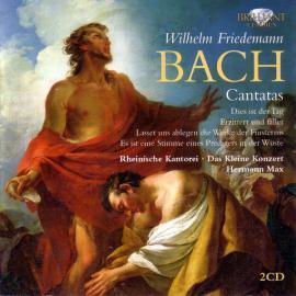 Cantatas - Wilhelm Friedemann Bach