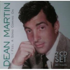 I FEEL A SONG COMING - DEAN MARTIN