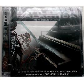 The Music Of Battlestar Galactica For Solo Piano - Bear McCreary