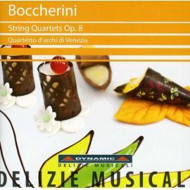 String Quartets Op.8 - Luigi Boccherini