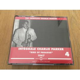 "The Complete Charlie Parker - Intégrale Charlie Parker Vol. 4 - ""Bird Of Paradise"" - 1947 - Charlie Parker"