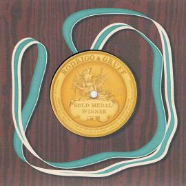Gold Medal Winner / Time Could Change Your Mind - Rodrigo Amarante