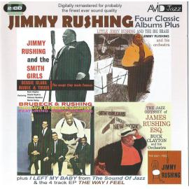 Four Classic Albums Plus - Jimmy Rushing