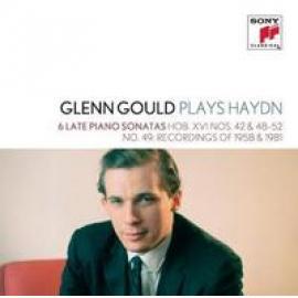 GLENN GOULD PLAYS HAYDN:6 - GLENN GOULD
