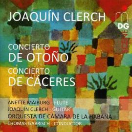 Concertos Joaquín Clerch - Joaquín Clerch