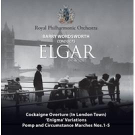 ENIGMA VARIATIONS/COCKAIG - E. ELGAR