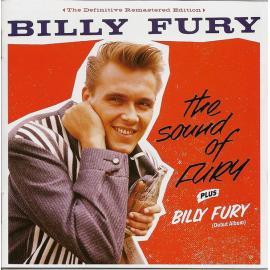 The Sound Of Fury Plus Billy Fury (Debut Album) - Billy Fury