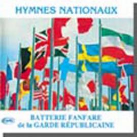 HYMNE OLYMPIQUE EUROPEEN  - GARDE REPUBLICAINE