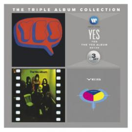 The Triple Album Collection - Yes